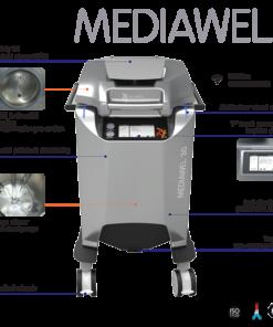 Средоварка автоматическая MEDIAWEL-30 – 2,5 – 30 литров