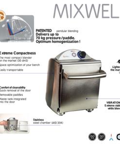 Лабораторный блендер Mixwel