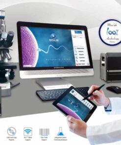 Программный модуль для автоматического анализа спермы Spermolyzer